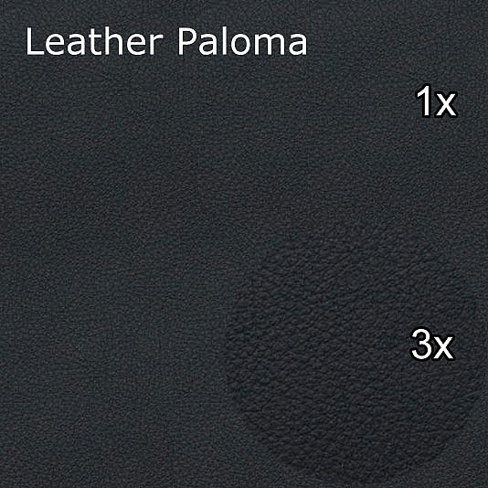 Leather Paloma detail